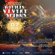 FESTIVAIS: Natalis Vivere Spinus - Festival de Tunas