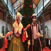 "ESPECTÁCULOS: Anymamundy ""Ms. Merry & Mr. Christmas"""