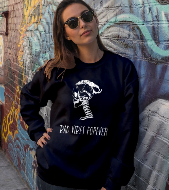 Bad Vibes Forever XXXTENTACION Shirt