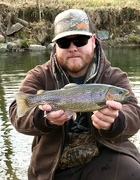 "14.5"" Rainbow Trout (11-19-19)"