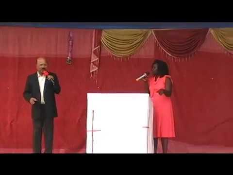 A Great Gospel CRUSADE and Seminar, Uganda 26 August 2019