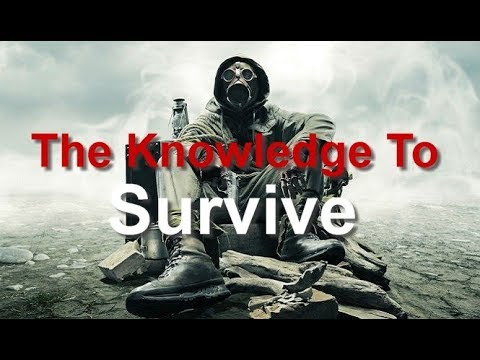 The knowledge to Survive - A Shameless Promotion