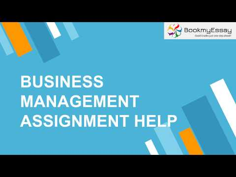 Solve the Difficulties While Writing Business Management Assignment