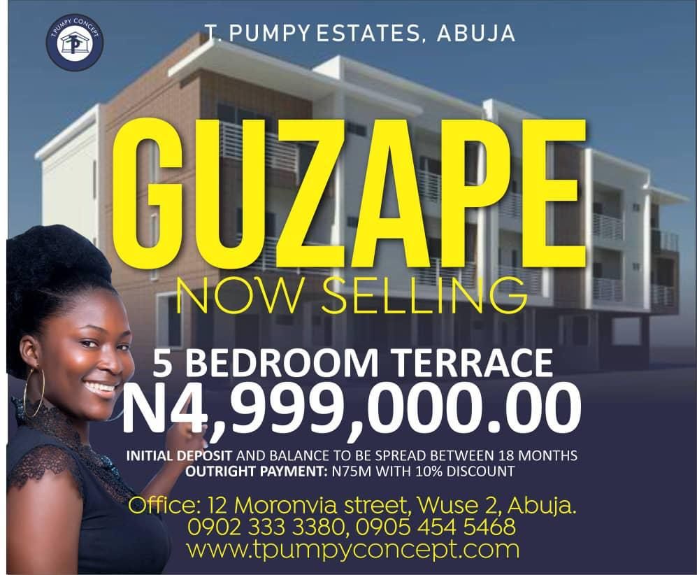 K1 De Ultimate endorses T.Pumpy Estate, Abuja