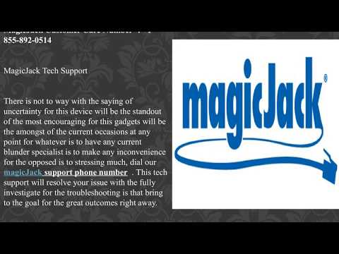 MagicJack Chat +1855-892-0514 MagicJack Online Customer Service Support For MagicJack