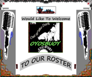DG Records Signing announcement for Oyosbuoy!