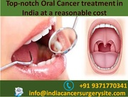Top-notch Oral Cancer treatment in India at a reasonable cost