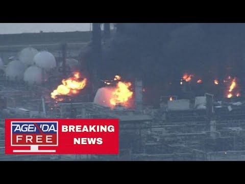 New Explosion at Texas Chemical Plant - LIVE BREAKING NEWS COVERAGE