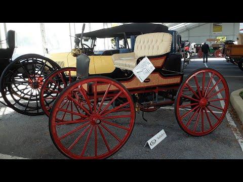 1907 Kiblinger Model D 1903 Holsman Model 3 High Wheeler At the 2019 RM Sotheby's,Hershey