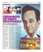 A 5 años de la muerte de Chespirito