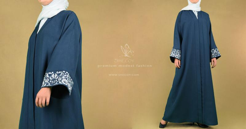 Abaya Fashion Online - Classy Abaya Collection