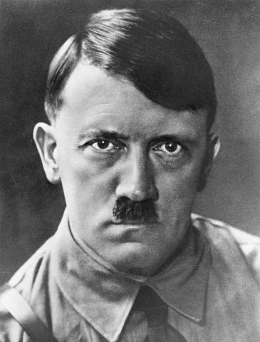 Adolf-Hitler on the Jesuits