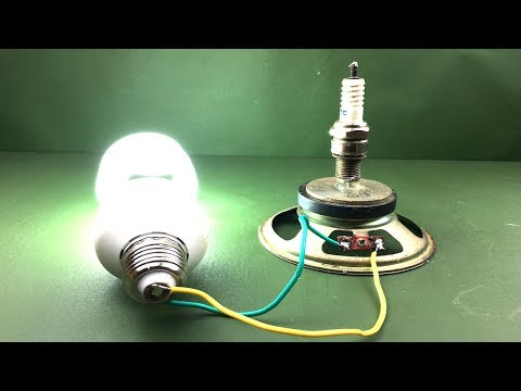 New Free Energy Generator Coil 100% Real New Technology Idea Project 2019