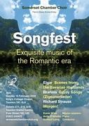 Somerset Chamber Choir Concert - Songfest