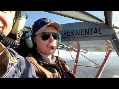 Thanksgiving Flight on the Olympic Peninsula