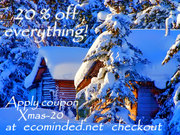 Eco-minded discount offer