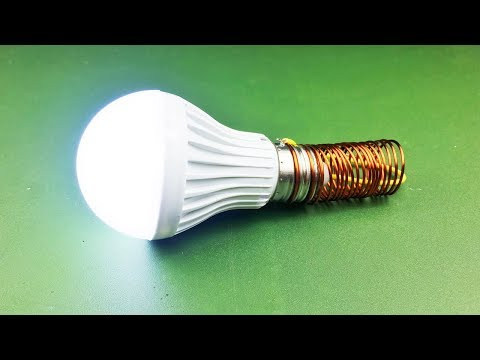 New Electric 2019 Free Energy Generator 100% Self Running With Magnet