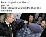 Putin triggered
