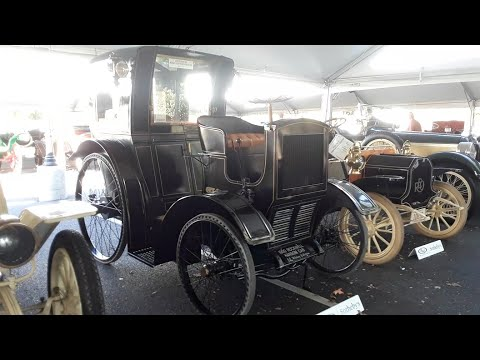 1900 Rockwell Hansom Cab A Mysterious Museum Piece At the 2019 RM Sotheby's, Hershey