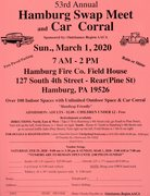 Hamburg Swap Meet and Car Corral