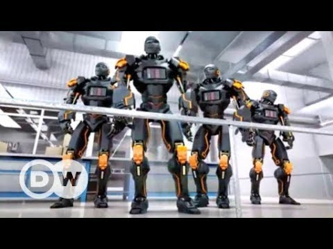 Will robots steal our jobs? - The future of work (1/2)   DW Documentary