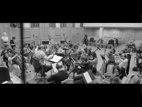 HAEVN - 'EYES CLOSED' | All Orchestra Recording Sessions