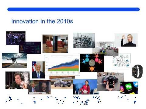 Matthew Moore - Innovation is Dead