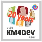KM4Dev 20 2000-2020 celebrations