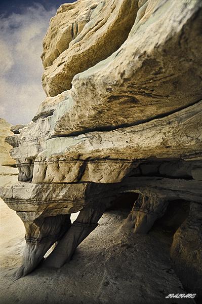 Κέρκυρα_1980 _ Η Γλυπτική της Φύσης