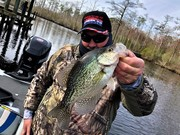 Best of 2019............Tidal Crappie Don't Disappoint