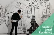 Visiting Artist Residency at Trestle Gallery