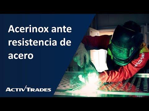Video Análisis: Acerinox ante resistencia de acero