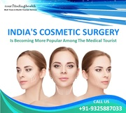 Cosmetic Surgery India - Becoming More Popular Among The Medical Tourist