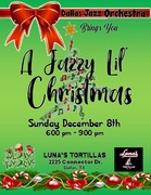 Dallas Jazz Orchestra brings A Jazzy Lil' Christmas