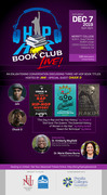 The Hip Hop Book Club Live w/ special guest Chuck D