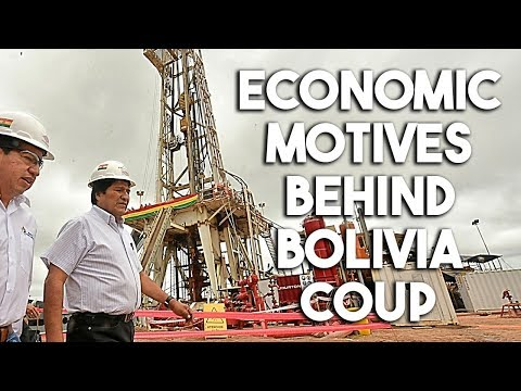 Bolivia coup: Lithium, Natural Gas, and Leaked Recordings Showing Help From US, Brazil, Colombia