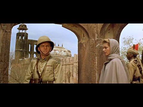 North West Frontier 1959 (Original Uncut British Release ) Kenneth More, Lauren Bacall