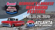 POSTPONED - SUMMIT RACING EQUIPMENT PRESENTS ATLANTA MOTORAMA