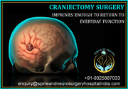CRANIECTOMY SURGERY IMPROVES ENOUGH TO RETURN TO EVERYDAY FUNCTION