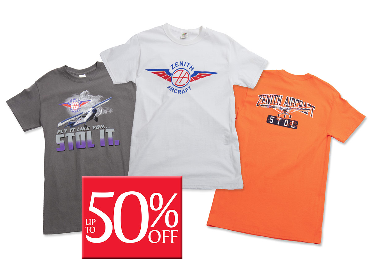 Last Day! Up to 50% Off at the EAA Store