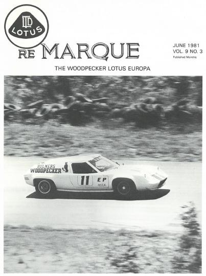 ReMarque June 1981-1