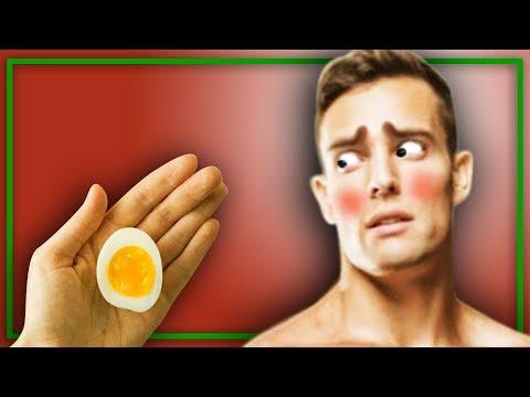 The Little Secret Of Jon Venus - Vegan Eats Eggs?
