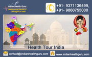 Enjoy your Health tour to India and return with the best health and good memories