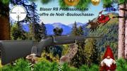 Blaser R8 Professional en offre de Noël