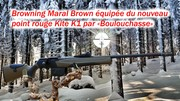 """Browning Maral Brown. Pack Noël """"Boulouchasse"""""""