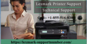Lexmark Printer Help Number +1-855-516-8389 USA