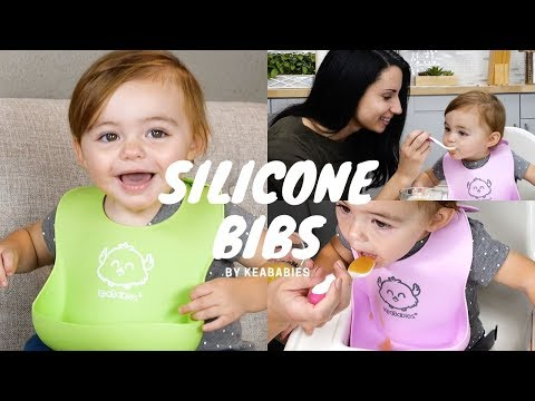 Why Go for Waterproof Silicon Baby Bibs
