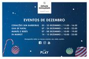 UM NATAL MÁGICO NO ESPAÇO GUIMARÃES