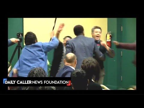 Black Lives Matter Outburst at Buttigieg Event