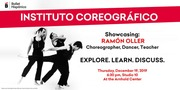 Ballet Hispánico presents Instituto Coreográfico: Showcasing Ramón Oller